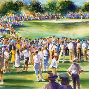 1945 Sam Snead Dallas Country Club - Commission